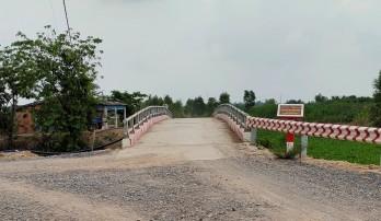 Bảo đảm an toàn trên những tuyến đường giao thông nông thôn