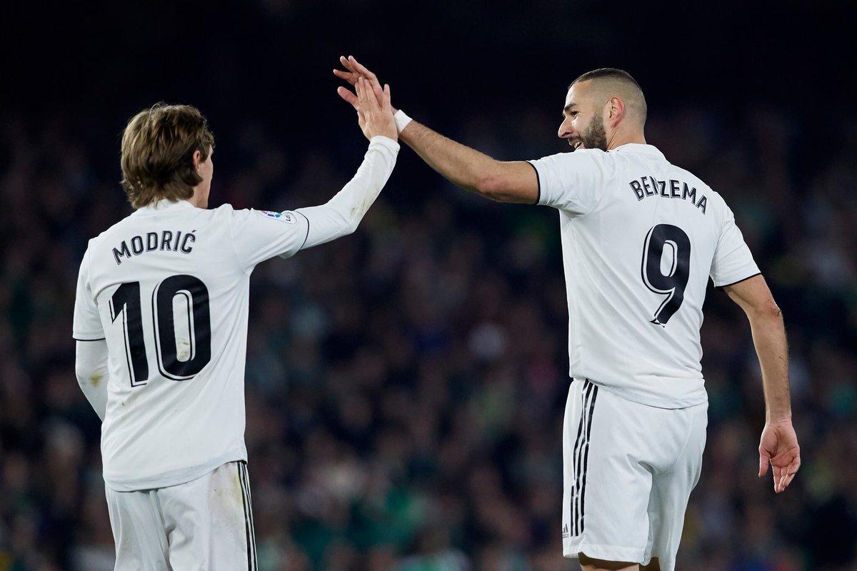 Bộ đôi trụ cột được cho đã đạt thỏa thuận gia hạn Real Madrid