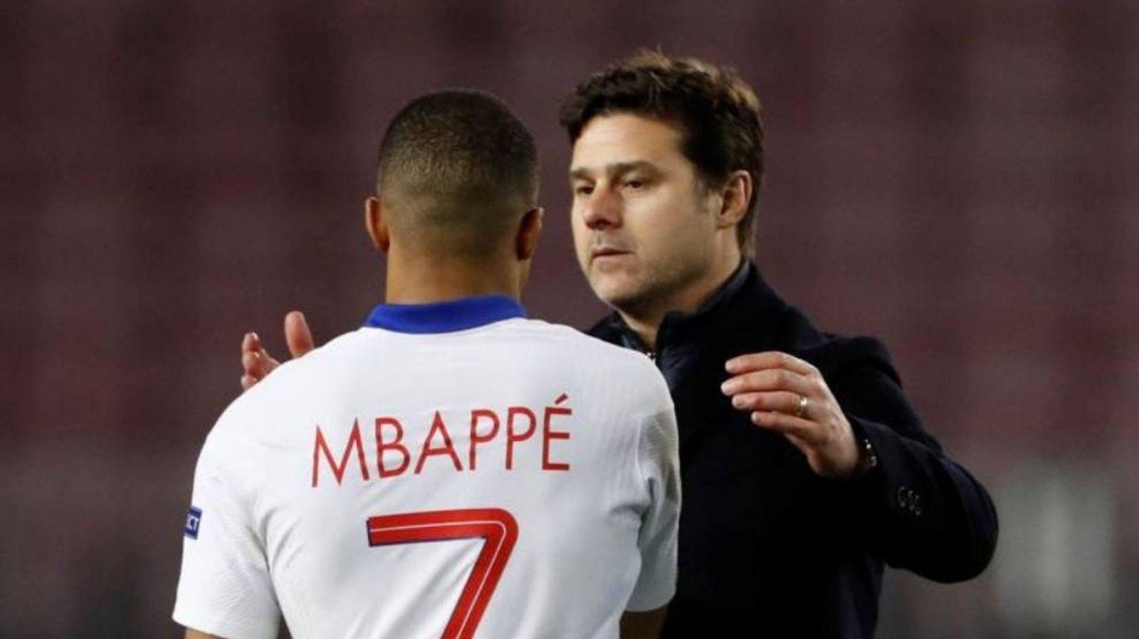 Pochettino tuyên bố sẽ làm mọi cách để thuyết phục Mbappe ở lại