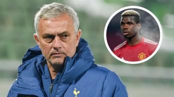 Bị Pogba chỉ trích, HLV Mourinho đáp trả bất ngờ