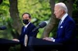 Trung Quốc phản ứng gay gắt trước Tuyên bố chung Mỹ - Nhật