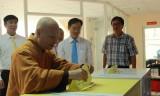 Vận động Tăng Ni, Phật tử tích cực tham gia bầu cử