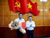 Điều động ông Đỗ Thanh Hùng đến UBMTTQ Việt Nam tỉnh công tác
