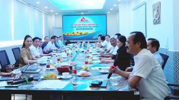 Ban Chấp hành Hiệp hội Doanh nghiệp tỉnh Long An họp triển khai nhiệm vụ năm 2021