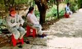 Đồn Biên phòng Sông Trăng bắt giữ 3 đối tượng nhập cảnh trái phép