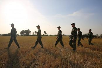 Đồn Biên phòng Cửa khẩu Mỹ Quý Tây: Tăng cường công tác phòng, chống dịch bệnh Covid-19