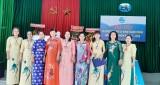 Hội Liên hiệp Phụ nữ Việt Nam xã Nhơn Thạnh Trung tổ chức Đại hội điểm nhiệm kỳ 2021 - 2026