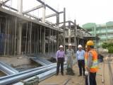 An toàn lao động trong thi công xây dựng công trình