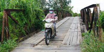 Tạm ngưng lưu thông cầu Phú Tâm kể từ ngày 26/4