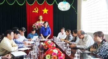 Kiến Tường: Tăng cường vai trò cấp ủy, chính quyền đối với công tác dân số - sức khỏe sinh sản