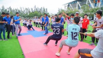 Vietnamese, Lao, Cambodian students join in cultural exchange