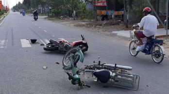 Cần xử lý nghiêm hành vi đi ngược chiều khi tham gia giao thông