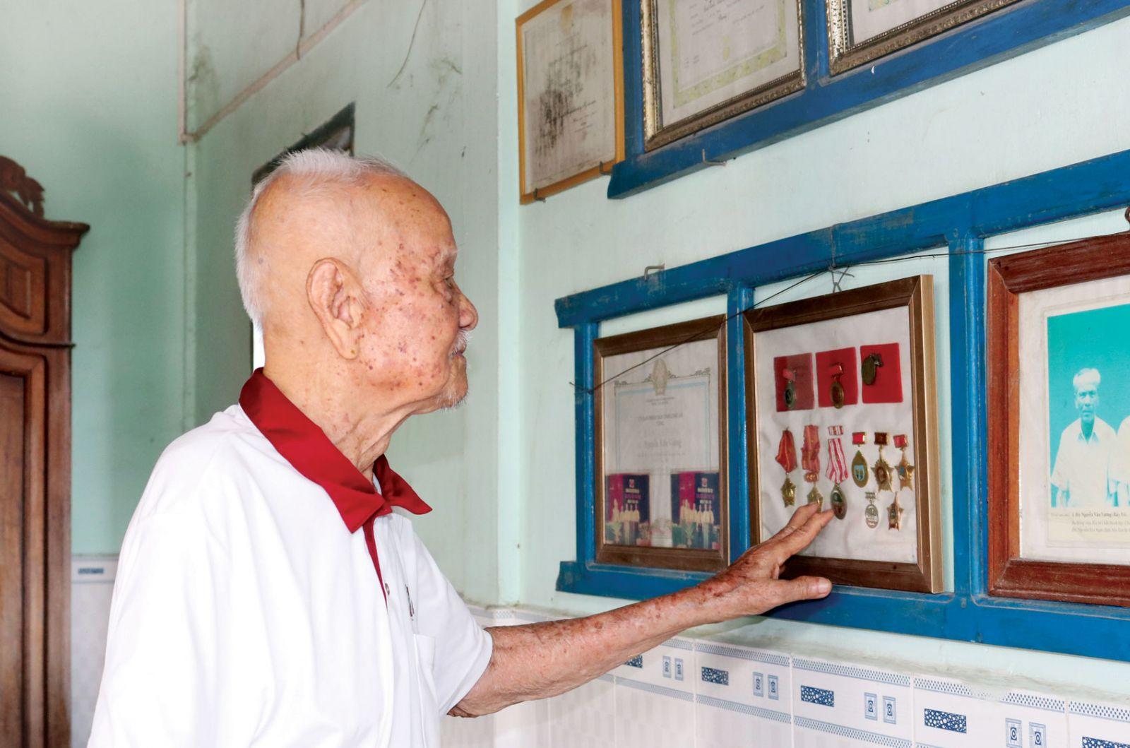 Ông Nguyễn Văn Vương - cựu tù Côn Đảo kể lại thời khắc 30/4 lịch sử  mà ông đã trải qua