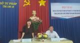 Hội thảo đánh giá thi hành quyết định xử lý vi phạm hành chính về môi trường