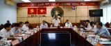 Bí thư Tỉnh ủy – Nguyễn Văn Được kiểm tra tình hình thực hiện Nghị quyết tại Đức Hòa