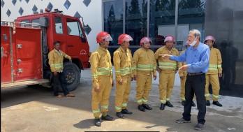Chủ động phòng cháy, chữa cháy