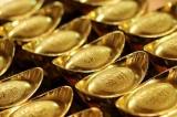 Giá vàng trong nước tăng trở lại bất chấp đà lao dốc của vàng thế giới