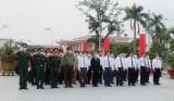 Long An viếng Nghĩa trang liệt sĩ tỉnh nhân ngày 30/4