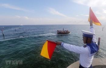 Mong muốn các nước duy trì hòa bình, thượng tôn pháp luật ở Biển Đông