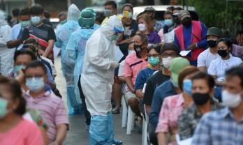 Số ca tử vong do Covid-19 tại Thái Lan cao kỷ lục