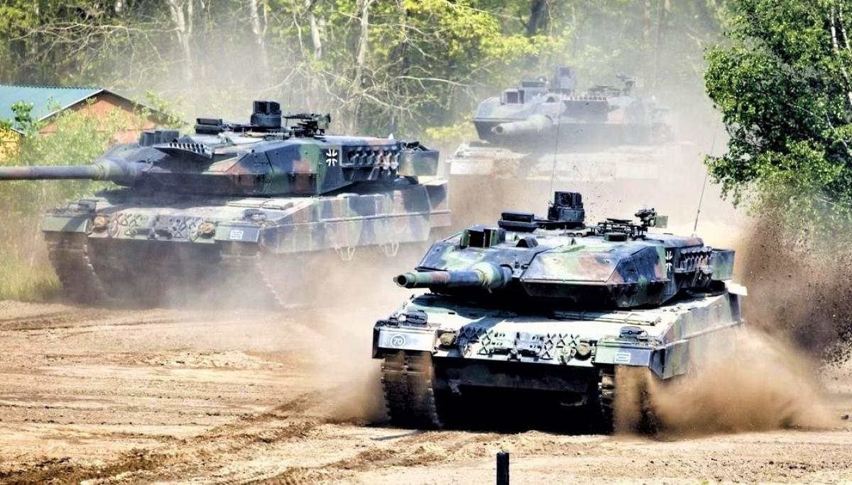 Quân đội được kết luận là nhân tố tạo khí nhà kính lớn nhất thế giới; Nguồn: naukatehnika.com