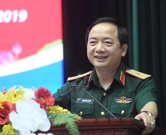 Trung tướng Trịnh Văn Quyết. (Nguồn: Báo Quân đội nhân dân)