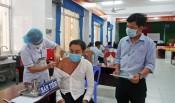Ngày đầu triển khai tiêm chủng Covid-19 đợt 2: An toàn, bảo đảm quy trình phòng dịch