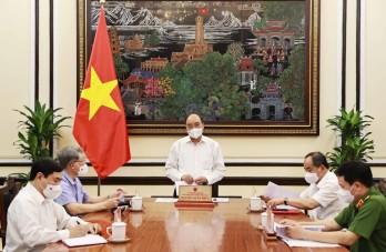 Chủ tịch nước chủ trì họp đánh giá triển khai Luật Đặc xá 2018