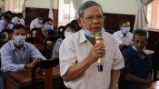 Ứng cử viên đại biểu Quốc hội khóa XV tiếp xúc cử tri huyện Tân Hưng