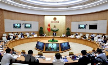35 nhiệm vụ Chính phủ và Thủ tướng giao đã quá hạn chưa hoàn thành