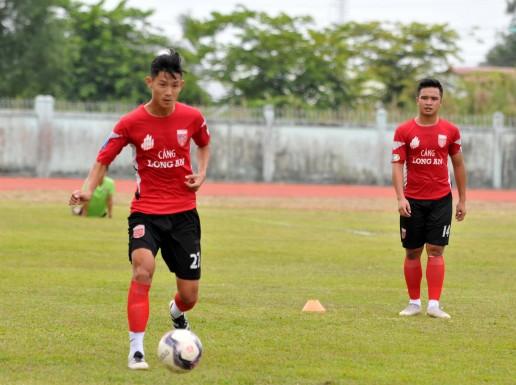 Long An tràn trề cơ hội giành trọn 3 điểm trước đối thủ An Giang