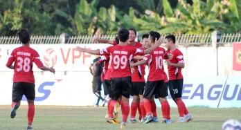 Long An giành trọn 3 điểm trước An Giang