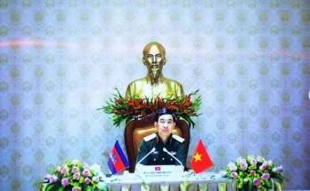 Việt Nam sát cánh hỗ trợ Campuchia vượt qua khó khăn do dịch COVID-19