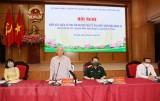 Tổng Bí thư Nguyễn Phú Trọng tiếp xúc cử tri, vận động bầu cử ở Hà Nội