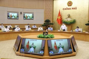 Nghị quyết họp Chính phủ tháng Tư: Kiên định thực hiện mục tiêu kép