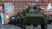 Nước Nga long trọng kỷ niệm 76 năm Ngày Chiến thắng phát xít