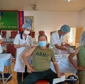 Hàng loạt quân nhân Campuchia mắc Covid-19