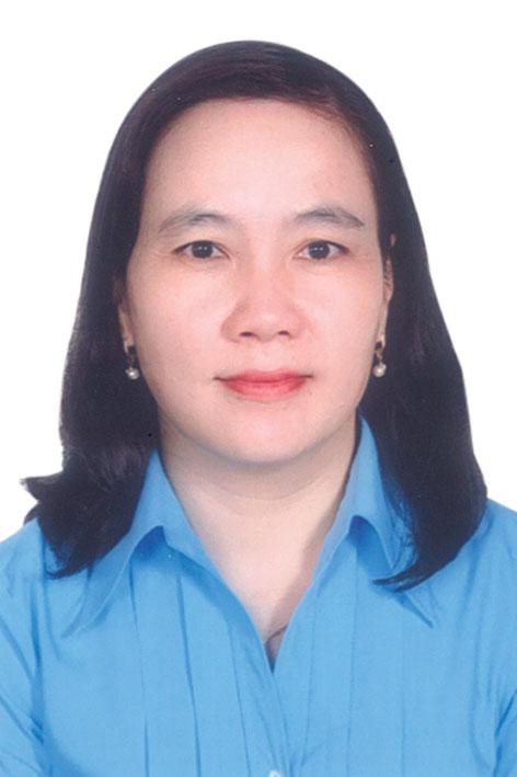 Bà Lê Thị Hồng Gấm