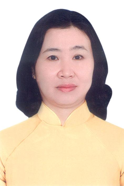 Bà Lê Thị Song An