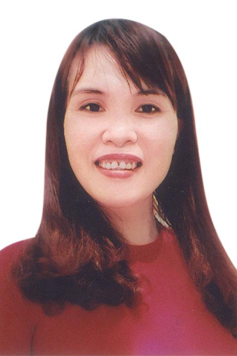 Bà Nguyễn Thị Kim Nguyên