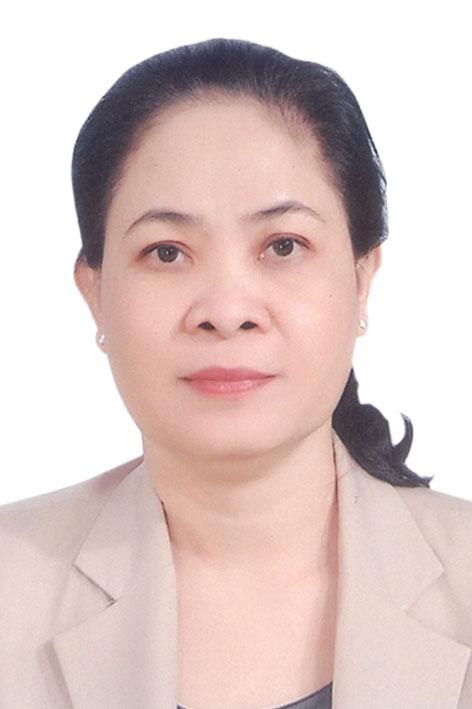 Bà Ninh Thị Bích Thùy