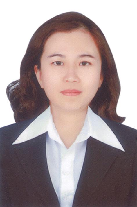 Bà Trần Thị Thanh Thúy