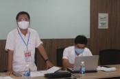 Kiểm tra phòng, chống dịch Covid-19 tại một số doanh nghiệp ở Bến Lức và Cần Giuộc