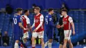 """""""Tội đồ"""" Jorginho khiến Chelsea thất bại trước Arsenal"""