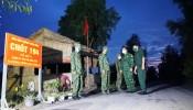 Phó Chủ tịch UBND tỉnh Long An - Phạm Tấn Hòa thăm tổ, chốt phòng chống dịch Covid-19