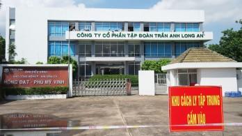 Khu cách ly Trần Anh bảo đảm điều kiện sinh hoạt cho công dân