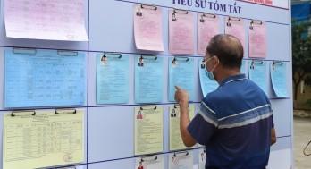 Bộ Y tế: Không để người nghi nhiễm SARS-CoV-2 tham gia hoạt động bầu cử