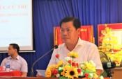 Cử tri Cần Đước gửi gắm nhiều ý kiến đến ứng cử viên đại biểu HĐND tỉnh