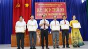 HĐND huyện Tân Trụ: Nhiều kết quả nổi bật sau một nhiệm kỳ