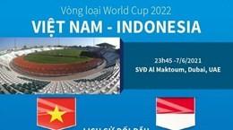 Thống kê đáng chú ý trước trận Việt Nam-Indonesia